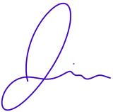 Jim Signature